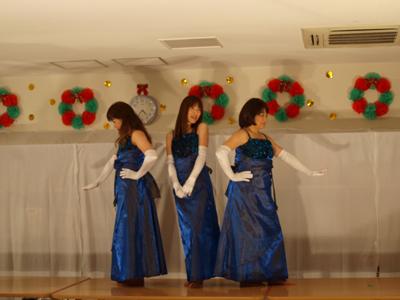 咲顔クリスマス会2013